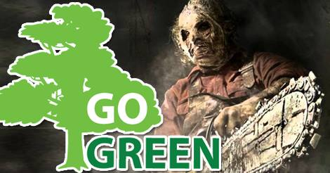 Conservationist Leatherface Quits Haunted Hayride Citing Chainsaw CO2 Emissions