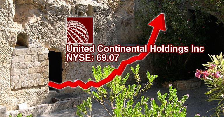 Easter Miracle: After 3 days down, United Airlines stock Risesagain