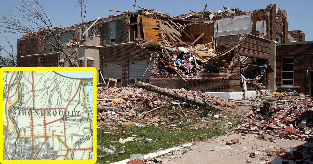 Irondequoit Preparing For Tornado For Years By Always Looking Like Shit