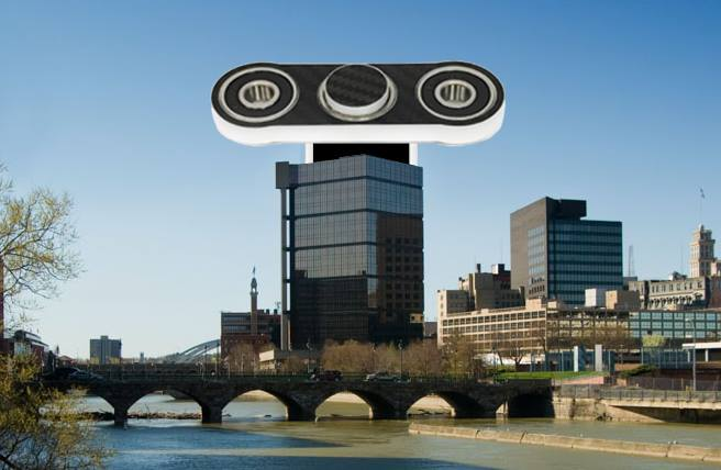 Rochester's Revolving Restaurant To Be Replaced With A FidgetSpinner