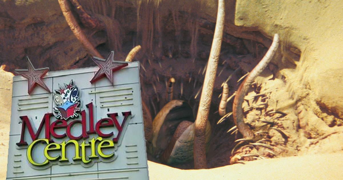 "Medley Centre Owner Announces Plan For Future: ""Two words: Sarlacc Pit"""