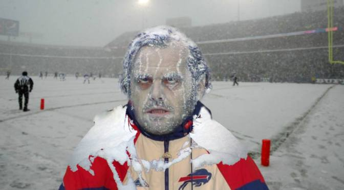 Bill's to Leave Frozen Fans in The Stands for The Rest of the Season