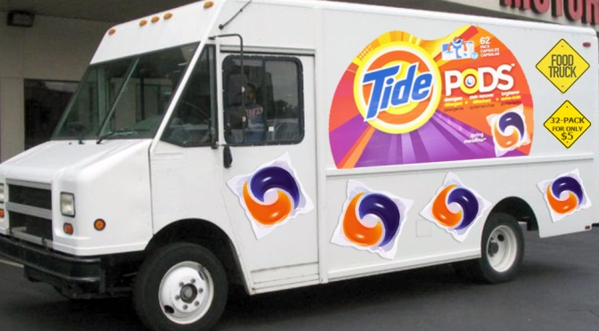 World's First Tide Pods Food Truck Coming To Rochester