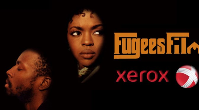 Xerox Merges With FugeesFilm, Announce Wyclef Jean & Lauryn Hill As Dual CEOs