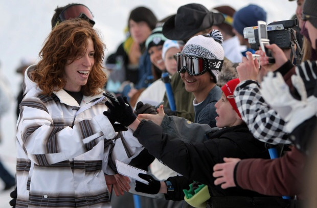 Americans once again prepare to pretend to give a shit about Shaun White