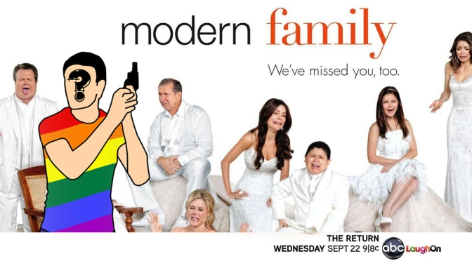 Progress? Modern Family Episode Introduces First Openly Gay School Shooter
