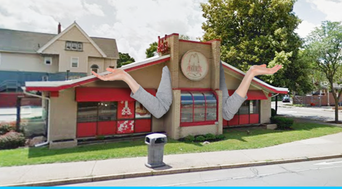 Arby's on Monroe Ave Not Sure How It's Still Here Either