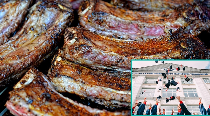 Sticky Lips Owner Allegedly Bought Son's College Acceptance with 20,000 Racks of Ribs