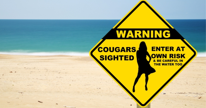 Marge's Lakeside Inn Reports No Shark Sightings, Many Cougars