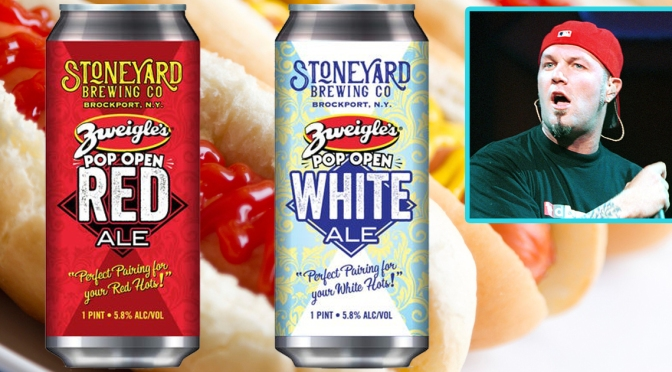 Fred Durst Vows To Break Stuff If Not Compensated For Stoneyard Hot Dog Beer Release