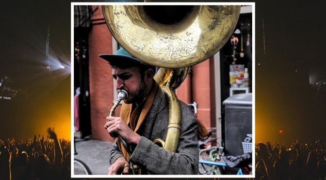 How an Eastman Student Walking Home With His Tuba Accidentally Ended up Headlining Jazz Fest