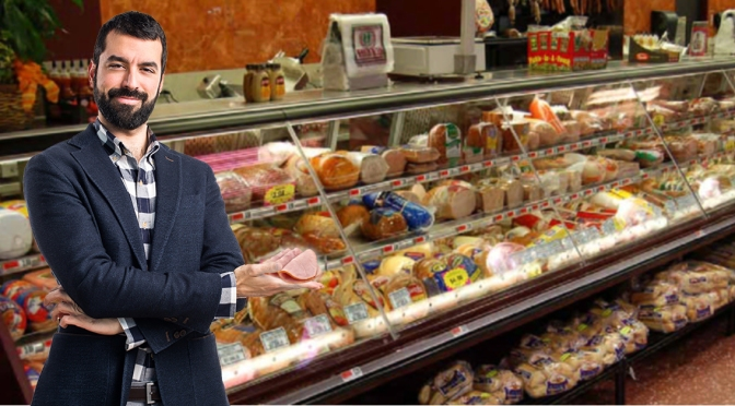 "Local Genius Gets Free Slice of Capicola at Wegmans Deli by Pretending He Wants to ""Try It"""