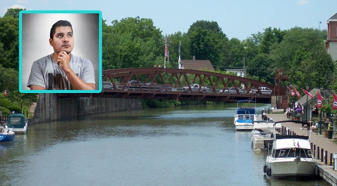 Following Bridge Closure, Fairport Man Seeks New Place To Jump