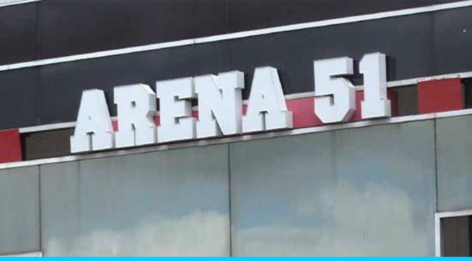 Dozens Slaughtered in Arena 51 Raid