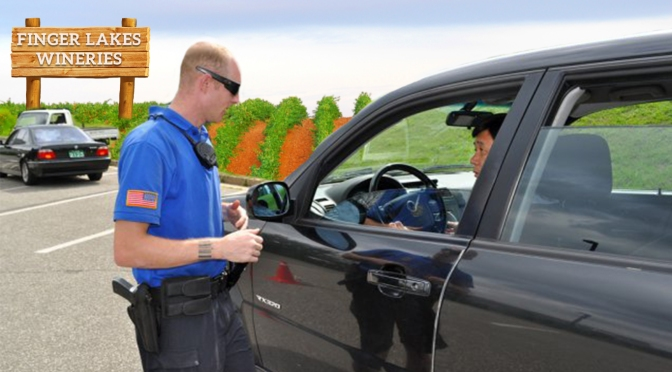 10,000 Arrests in One Day at Finger Lakes DWI Checkpoints
