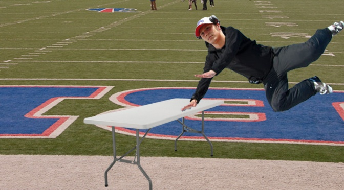 Josh Allen Must Throw Dildo 100 Yards and Bodyslam Several Tables to Pass Buffalo's Strict Concussion Protocol