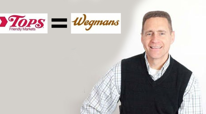 Breaking News: Bob Lonsberry Says Tops Is the Same as Wegmans
