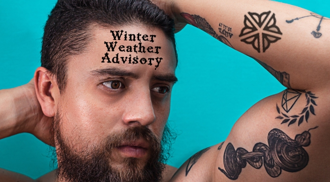 "Rochesterians Tattoo ""Winter Weather Advisory"" On Foreheads To Resolve Seasonal Amnesias"
