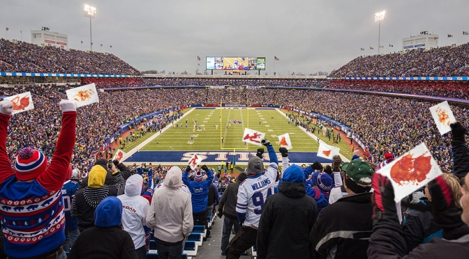 Bills Mafia Plans To Counter Pittsburgh's Terrible Towels With Wing Sauce Stained Moist Towelettes