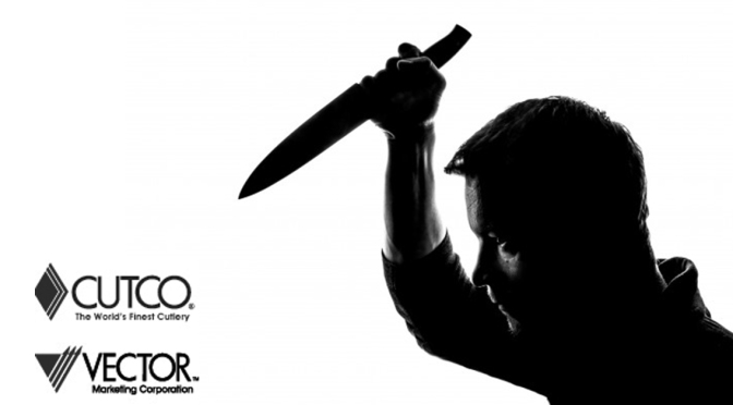Vector Marketing CEO Ups Ante For Prospective Employees By Stabbing Them