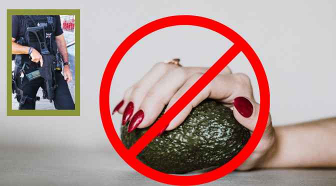 "Wegmans Hiring ""Produce Security"" to Prevent Avocado Fondling"