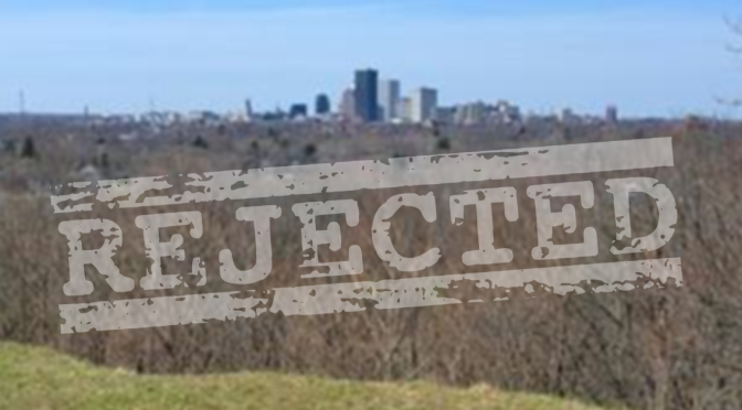 """Instagram Now Rejecting Blurry Pictures of the City From Cobbs Hill Reservoir: """"We Have Enough"""""""