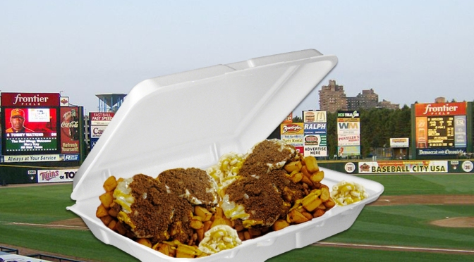 City Officials Agree To Make A Giant Garbage Plate To Feed All Of Rochester