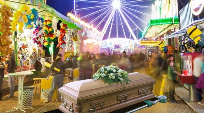 "Summer Festivals Ask for ""Volunteer Corpses"" to Take Advantage of Mayor Warren's Vigil Loophole"
