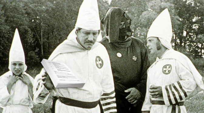 KKK Lawyer Sends Pines Of Perinton Cease And Desist Letter
