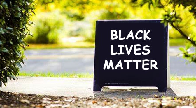 Pittsford Woman Proudly Retires From Activism After Placing Black Lives Matter Sign in Front Lawn