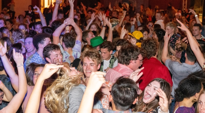 City to Throw Huge Party to Celebrate Lowest COVID-19 Case Rate in Country