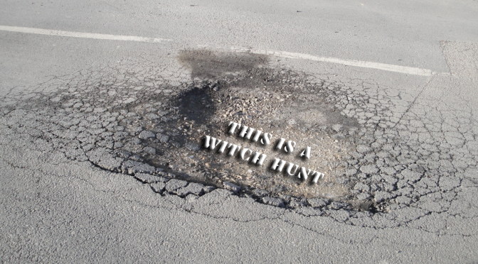 Rochester to Use Mayor Lovely Warrens Lies to Fill All of Cities Potholes