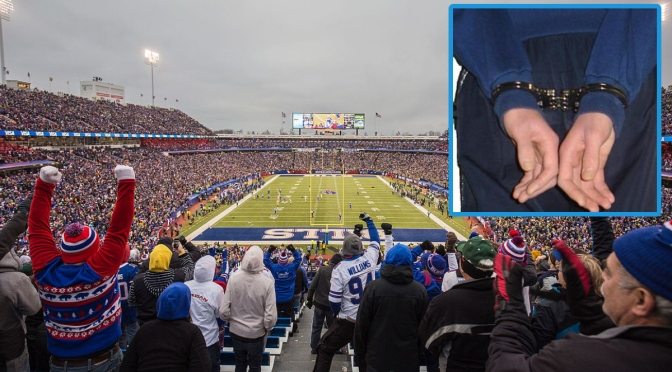 Bills Mafia Indicted on RICO Charges