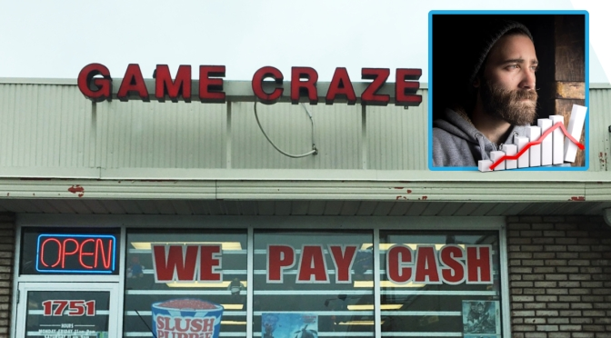 "Man Accidentally Invests Life Savings Into Game Craze ""Stock,"" Loses Everything"