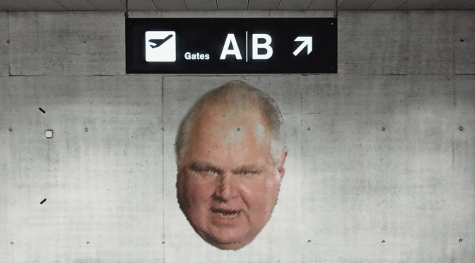 "Construction On ""Rush Limbaugh International Airport"" To Begin In East Rochester Next Week"